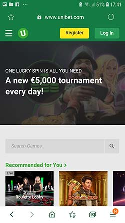 unibet-mobile-games