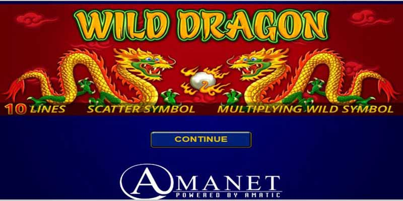 Wild Dragon Amanet Slots
