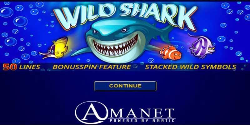 Wild Shark Amanet Slots
