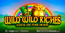 Wild Wild Riches Luck of the Irish
