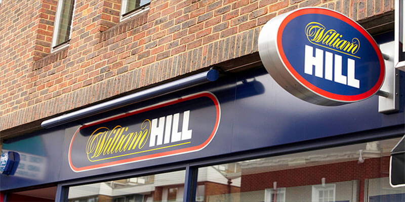 William Hill to close 119 Shops after posting Poor First Half Results