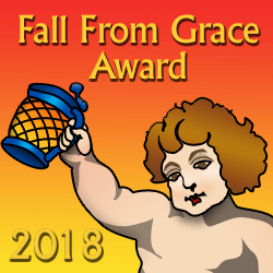 Fall From Grace Award 2018